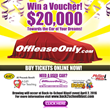 Win a $20,000 Used Car Voucher from OffLeaseOnly and Support Education