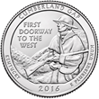 United States Mint Cumberland Gap National Historical Park Quarter Launch Ceremony Set for April 11
