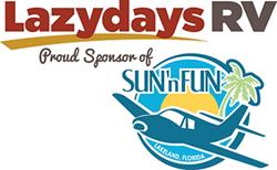 Lazydays RV | SUN 'n FUN 2016 Sponsor | Lakeland, FL