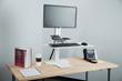 Uprite Ergo Sit2Stand Workstation