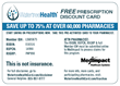 Watertree Health Offers Tips on Saving on Electronic Prescriptions