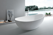 Roma Solid Surface Modern Bathtub