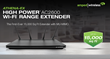 Boost Wi-Fi Routers with Amped Wireless' New ATHENA-EX, First Ever AC2600, 15,000 sq ft Range Extender