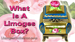 Blog topcs discussing collecting Limoges boxes and gift-giving | LimogesCollector.com