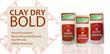 ClayDry BOLD Natural DeodorantAthletic Protection