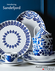 Introducing Sandefjord by Noritake