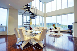 Penthouse in downtown Montreal