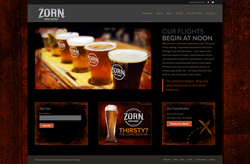 Zorn Brew Works Website
