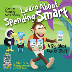 "Children learn that spending smart doesn't always mean spending less In this final installment of the ""Share & Save & Spend Smart"" financial education for kids picture book trilogy."