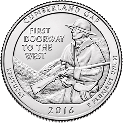 Cumberland Gap National Historical Park Quarter