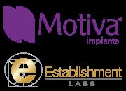 Logo Motiva Implants and Establishment Labs