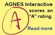 """AGNES Interactive Scores an """"A"""" in Several Clinical Categories"""