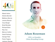 FansTang CEO & Co-Founder Adam Roseman Named To Advertising Age's 40 Under 40 List