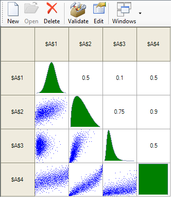how to build a monte carlo simulation in excel