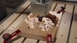 Axiom Precision CNC 3D carving
