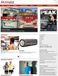 Diablo Custom Publishing Produces Peak eMag Website for Mountainside Fitness
