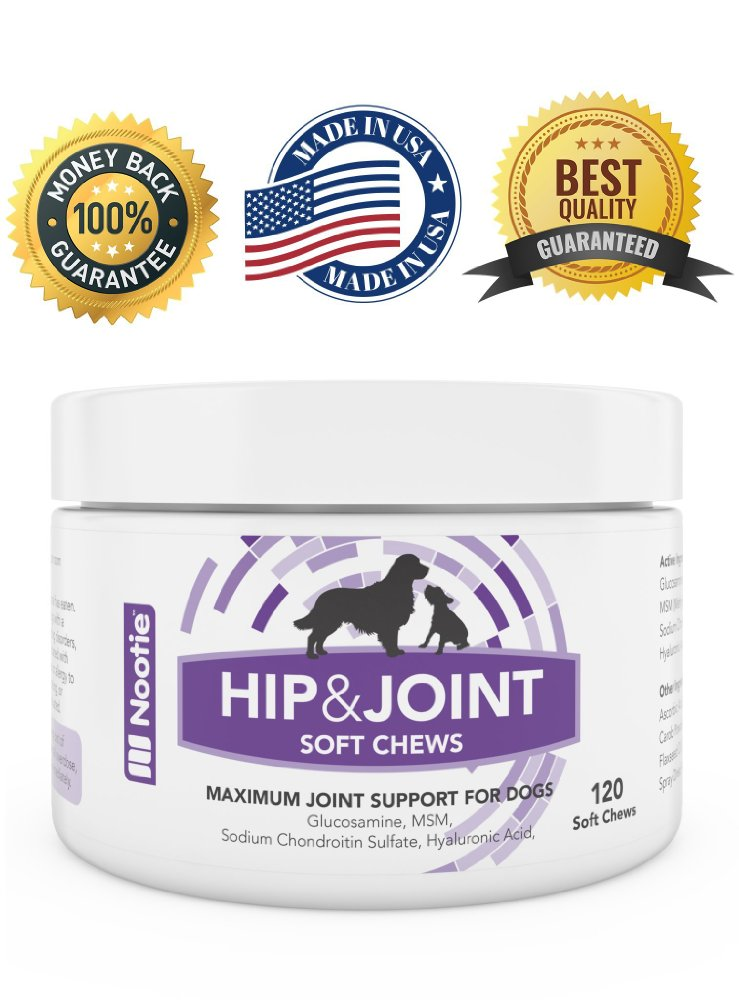 Nootie S Glucosamine Chondroitin For Dogs Introduced On Amazon