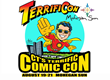 The TERRIFIC Comic Con in Connecticut is TERRIFICON!