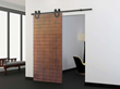 Architectural Products by Outwater's Complete Line of Interior Sliding Barn Door Kits
