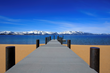 Tahoe Beach Club Pier