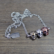 Diamonds and Coal to Gift Triple Calavera Sugar Skull Necklace at GBK's Pre-MTV Movie Awards Celebrity Gift Lounge