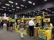 Super-Sod's booth debuted at the Atlanta Home Show in March.