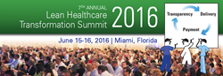 Lean Healthcare Summit logo