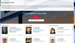 RealtyTech.com Automated Real Estate Agent Gallery with Auto Population and Live listings and solds