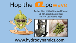 Apowave Hop Extraction and Liquor Ageing