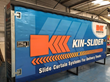 Kinedyne Unveils Two New Curtain-Side Trailer Systems with Launch of Kin-Sider and Kin-Slider at MATS 2016