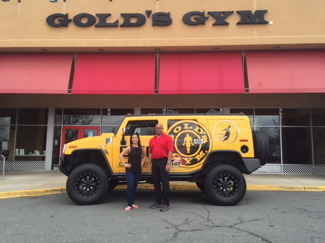Gold's Gym in Sterling Announces Winner of Social Media ...