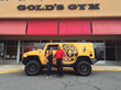 "Gold's Gym in Sterling Announces Winner of Social Media ""Check-In and Win"" Contest"