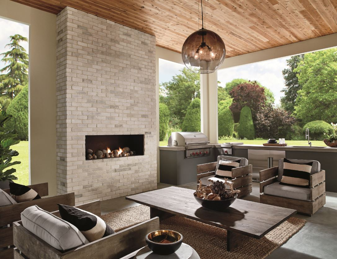 Simply sleek eldorado stone introduces the modern collection for The most believable architectural stone veneer