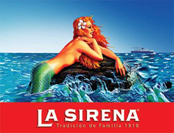 La Sirena Food's Mermaid