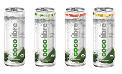 Coco Libre Delights Customers with All-New Sparkling Organic Coconut...