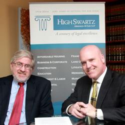 High Swartz and McNamara, Bolla & Panzer Law Firms Merge