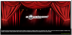 Amusicom Production Music Joins Forces With Current Music