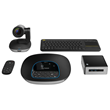 Logitech ConferenceCam Kit with GROUP Camera and Intel NUC