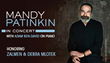 Emmy-and-Tony Award Winner Mandy Patinkin to Play NY for One Night Only