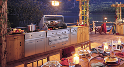 Kelowna appliances are serving up a healthy side of versatility for outdoor cooking enthusiasts this spring