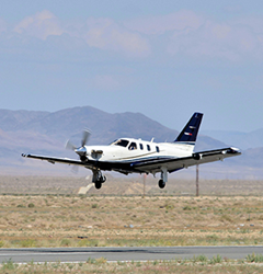TBM 850 corporate aircraft