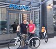 Propel Bikes Locates and Transports Stolen Bike Back to Original Owner