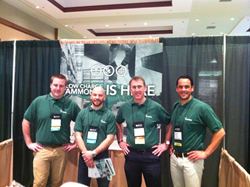 Meet the Azane Team at booth 4731