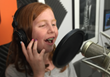 YMA Member, recording her first song