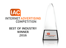 Bayshore Solutions Wins Best in Industry IAC Award for USF CAMLS non Profit Website