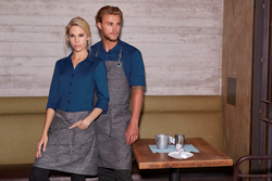 Chef Works Urban Collection Aprons and Shirts for Waitstaff