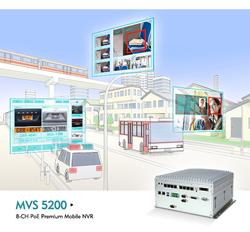 NEXCOM MVS 5200 Premium Mobile NVR