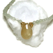 Gemstone Choker Necklace By Van Der Muffin's Jewels