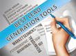 Lead generation tools for financial services firms