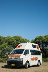 Kuga Campervan - New Zealand